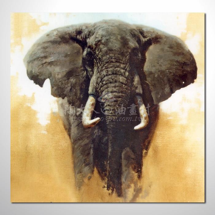 精緻動物 大象參考圖25 ☆名家推薦、提供客製化臨摹、風水開運招財等創作純手繪 , 適居家百業 , 物美價廉 , 可量身訂做 , 畫一張有人生意義的故事畫!