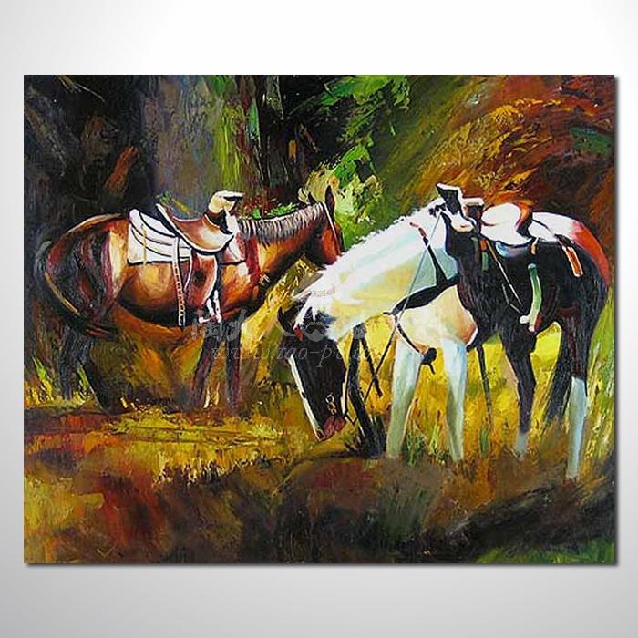 精緻動物 馬參考圖119 ☆本村提供客製化臨摹畫創作純手繪圖畫 , 歡迎各行業選購!