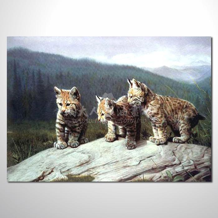 精緻動物 豹參考圖60 ☆本村的臨摹畫作皆是一筆一劃辛苦手繪而成 , 而非複印品。
