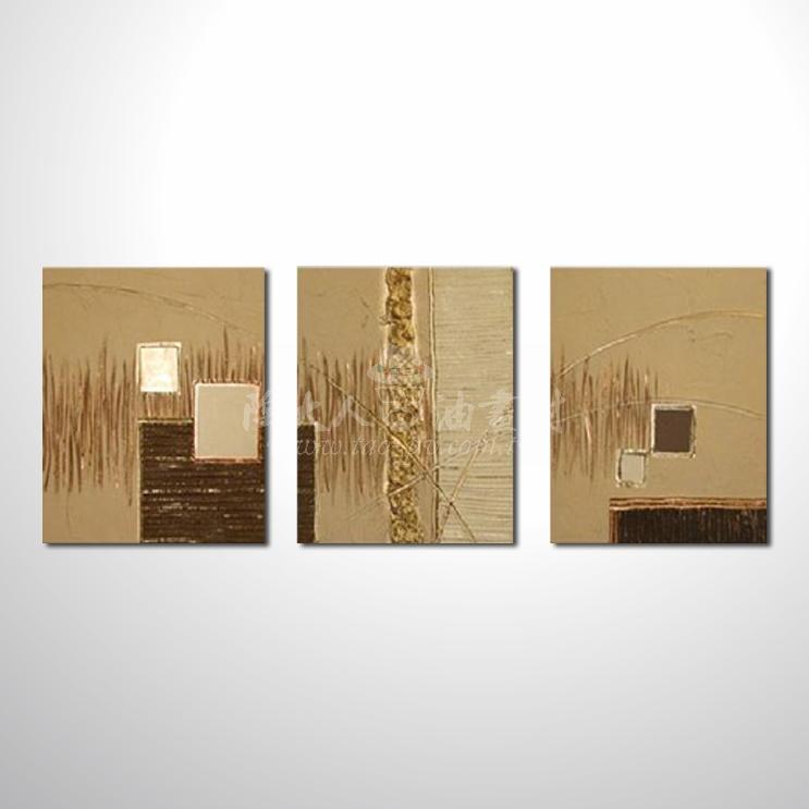 精緻3拼抽象03 參考圖 純手繪☆只要提供相片、圖像…就能讓您留下美好的記憶。