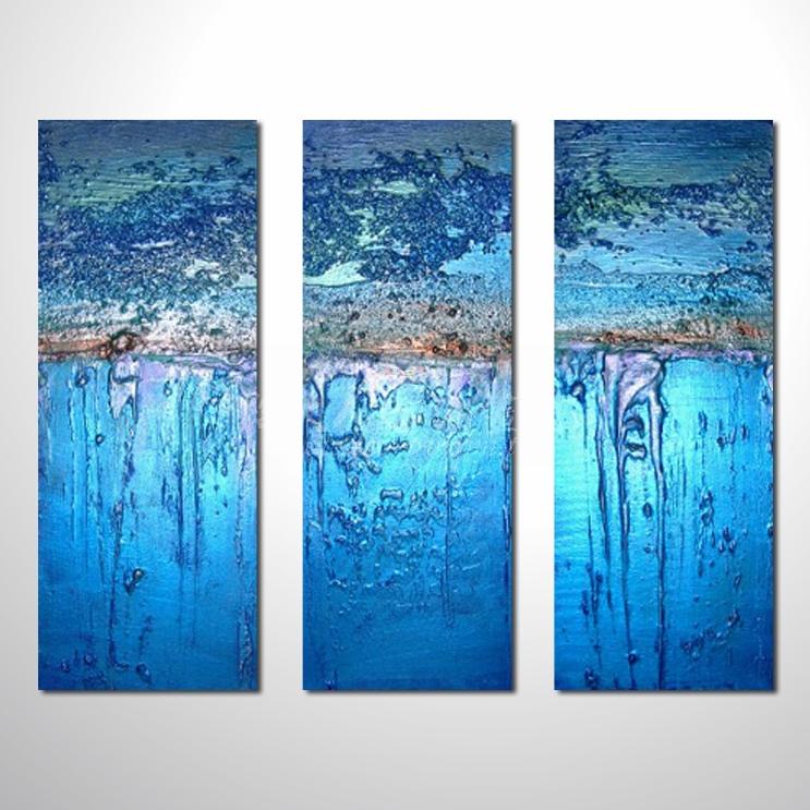 精緻3拼抽象08 參考圖☆本村的臨摹畫作皆一筆一劃辛苦純手繪而成 , 非複印品。