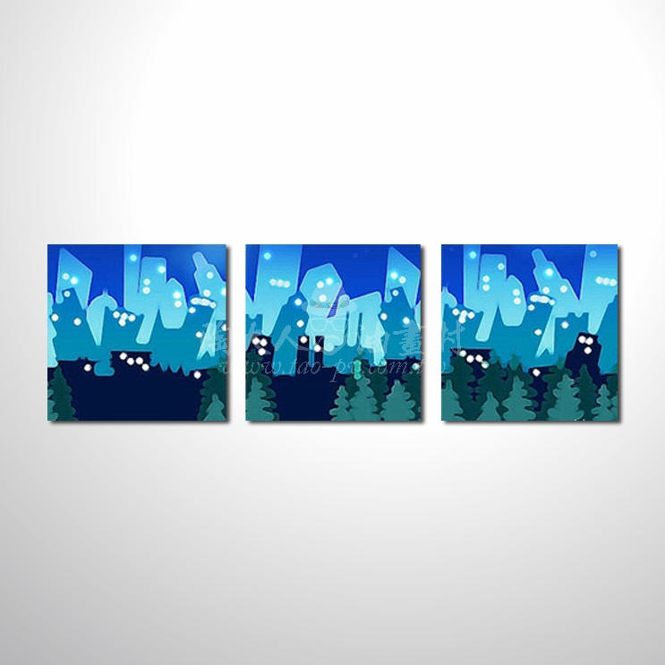 精緻3拼抽象39 參考圖☆名家推薦、只要提供相片、圖像…就能讓您留下懷舊、紀念的時光!畫一張有情趣、有人生色彩的故事畫!