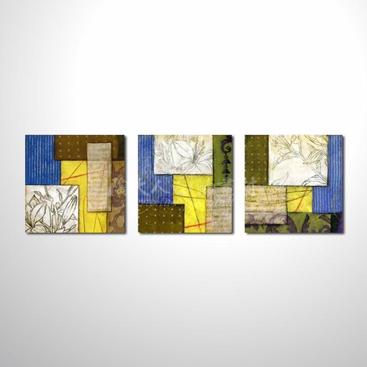 精緻3拼抽象42 參考圖☆名家推薦、只要提供相片、圖像…就能讓您留下懷舊、紀念的時光!畫一張有情趣、有人生色彩的故事畫!