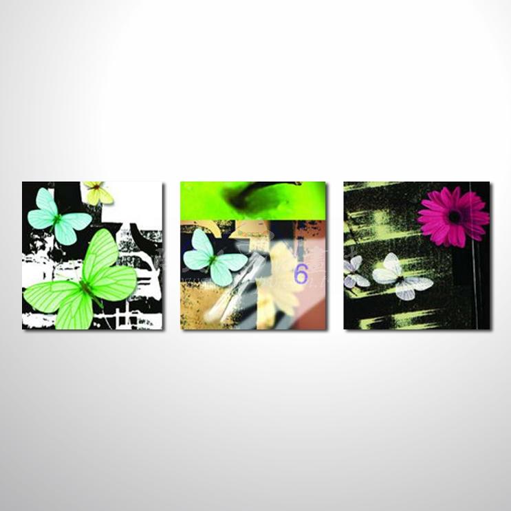 精緻3拼抽象43 參考圖☆本村提供客製化臨摹、風水開運招財等創作純手繪圖畫 , 名家推薦 , 歡迎選購!