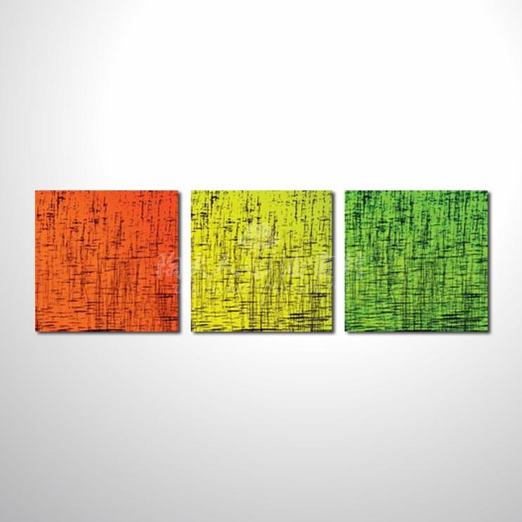 精緻3拼抽象46 參考圖☆本村提供客製化臨摹、風水開運招財等創作純手繪圖畫 , 名家推薦 , 歡迎選購!