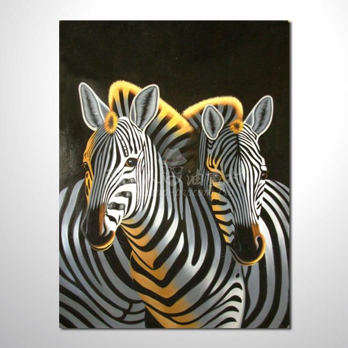 精緻動物 斑馬參考圖82 ☆本村提供客製化臨摹畫創作純手繪圖畫 , 歡迎各行業選購!