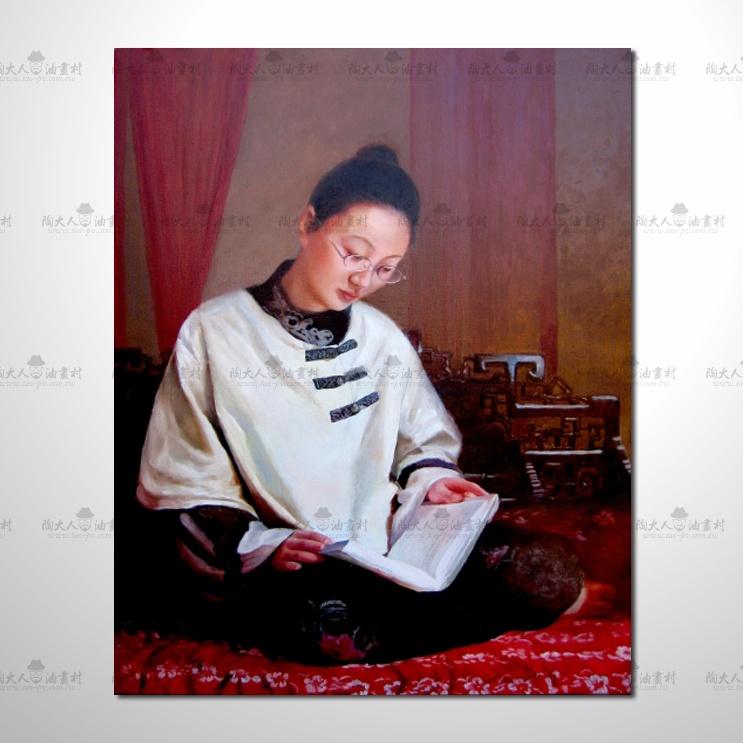 【陶大人油畫村】精緻古典人物參考圖83 ☆純手繪、陶大人油畫村, 客製畫的服務 , 為您量身製作您想要的圖面與尺寸 !
