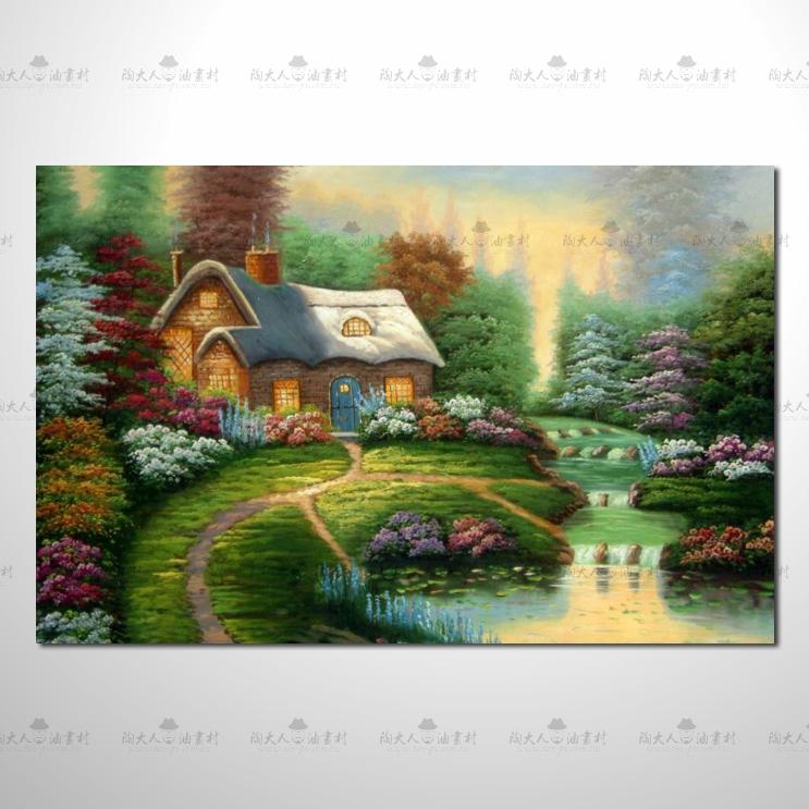 托馬斯花園參考圖 17 ☆純手繪、歡迎來電 : 0972-726300 或 加入 Line : tao.pv