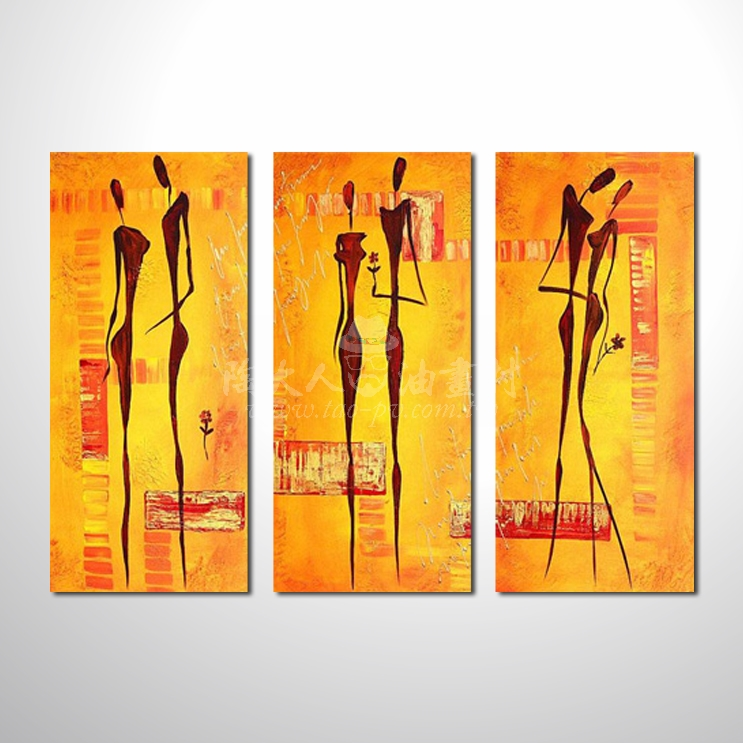 精緻3拼抽象64 參考圖☆本村提供客製化臨摹、風水開運招財等創作純手繪圖畫 , 名家推薦 , 歡迎選購!