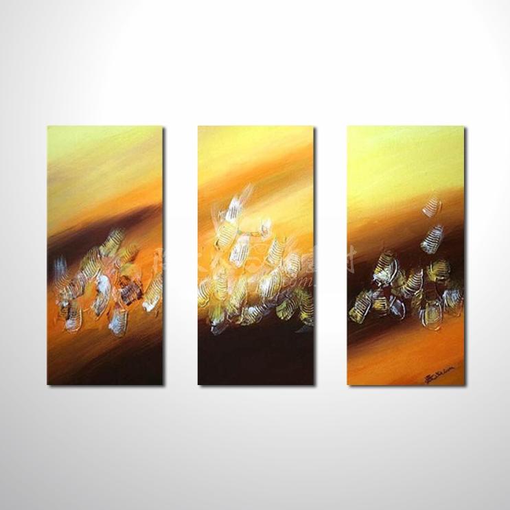 精緻3拼抽象73 參考圖☆本村提供客製化臨摹、風水開運招財等創作純手繪圖畫 , 名家推薦 , 歡迎選購!