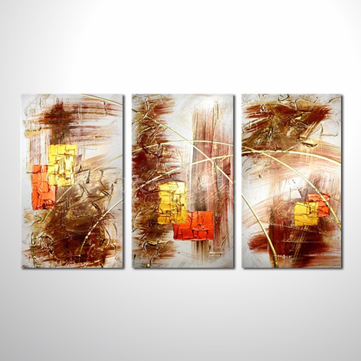 精緻3拼抽象87 參考圖☆本村提供客製化臨摹、風水開運招財等創作純手繪圖畫 , 名家推薦 , 歡迎選購!