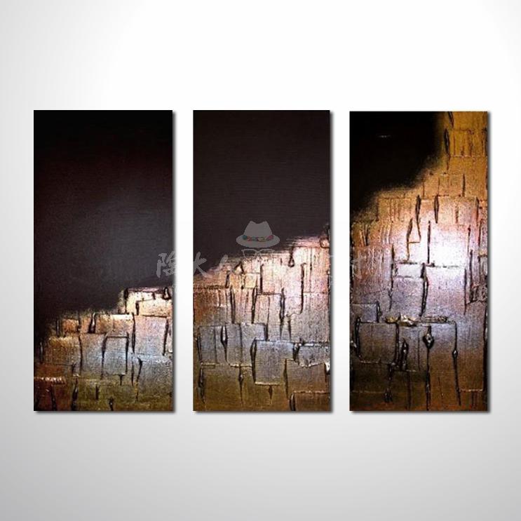 精緻3拼抽象121 參考圖☆名家推薦、只要提供相片、圖像…就能讓您留下懷舊、紀念的時光!畫一張有情趣、有人生色彩的故事畫!