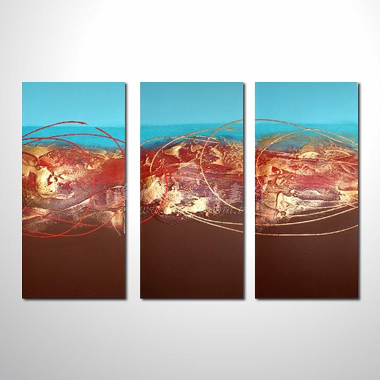 精緻3拼抽象132 參考圖☆名家推薦、只要提供相片、圖像…就能讓您留下懷舊、紀念的時光!畫一張有情趣、有人生色彩的故事畫!