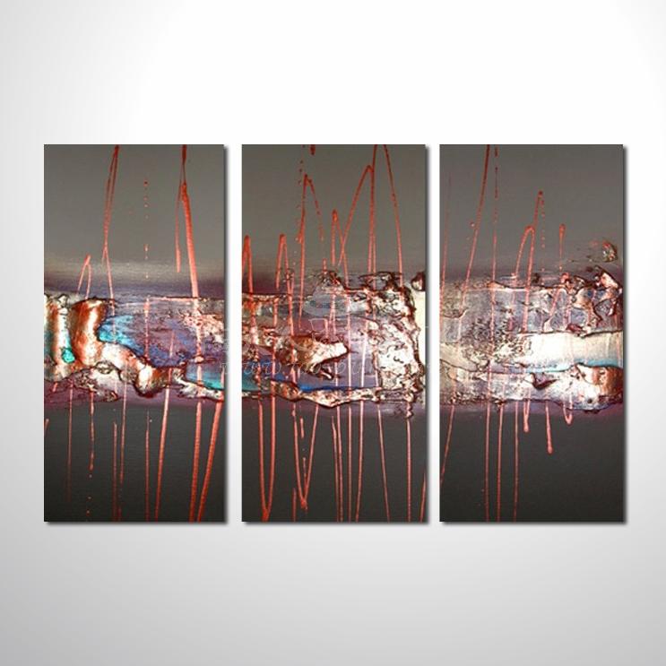 精緻3拼抽象133 參考圖 純手繪☆只要提供相片、圖像…就能讓您留下美好的記憶。
