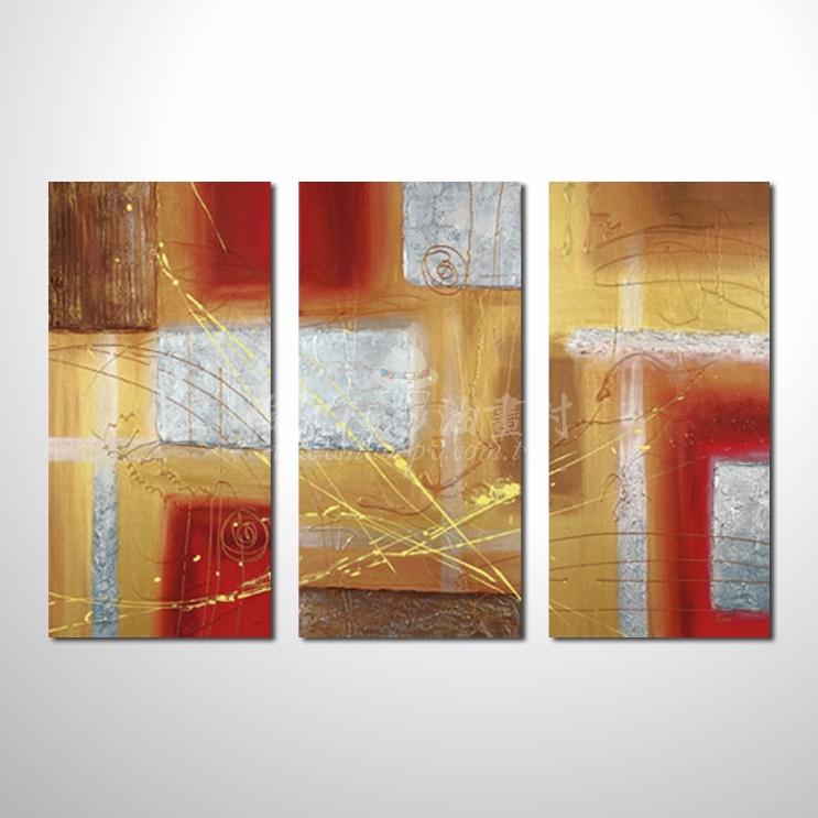 精緻3拼抽象136 參考圖☆名家推薦、只要提供相片、圖像…就能讓您留下懷舊、紀念的時光!畫一張有情趣、有人生色彩的故事畫!