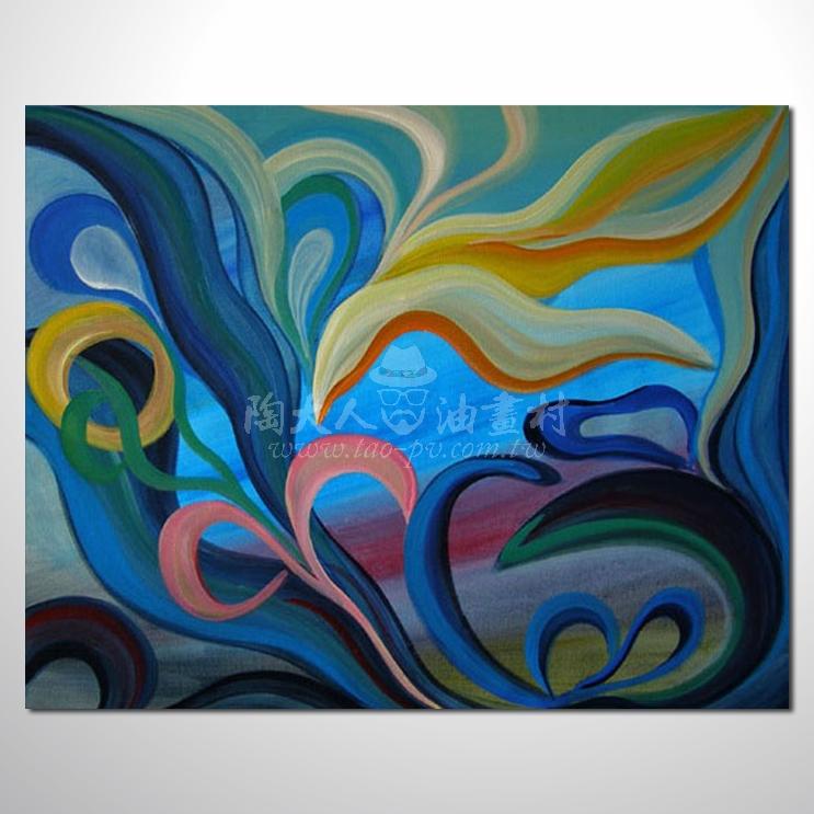 精緻抽象參考圖82 ☆名家推薦、本村提供客製化臨摹、風水開運招財等創作純手繪圖畫 , 萬種油畫 , 種類齊全 , 適居家百業 , 物美價廉 , 可量身訂做!