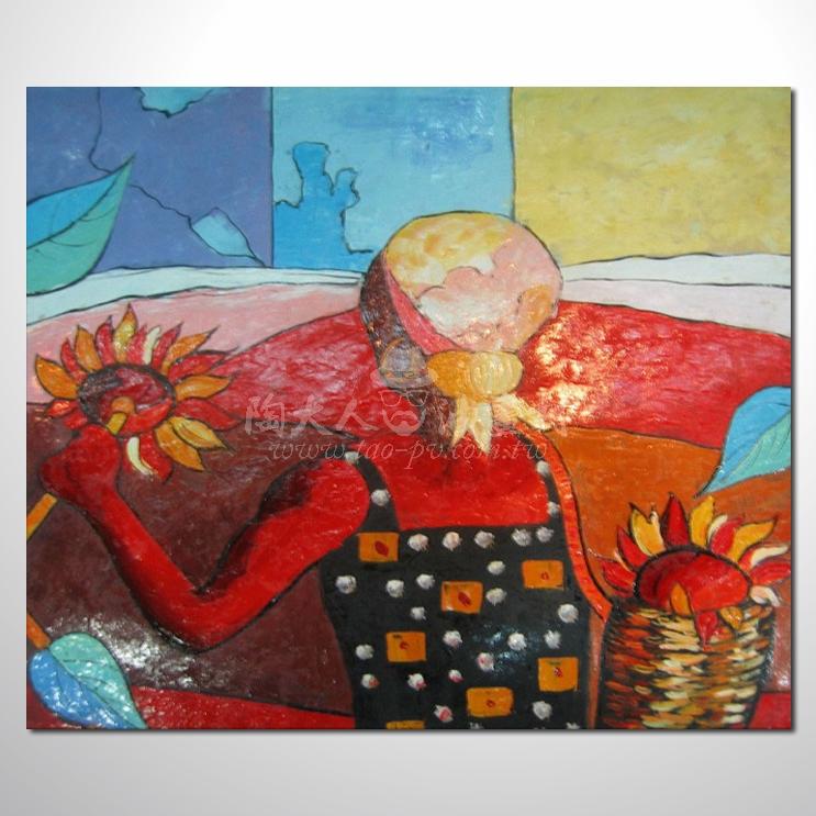 精緻抽象參考圖89 ☆名家推薦、本村提供客製化臨摹、風水開運招財等創作純手繪圖畫 , 萬種油畫 , 種類齊全 , 適居家百業 , 物美價廉 , 可量身訂做!