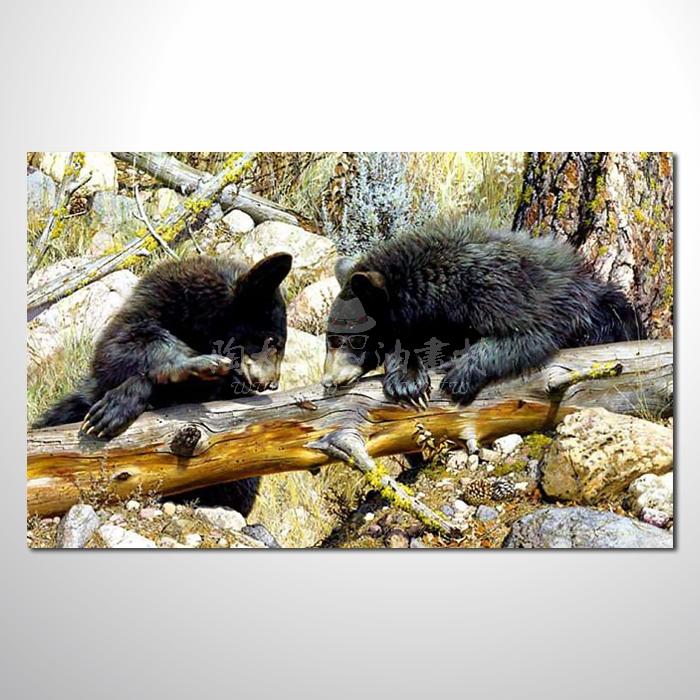 精緻動物 黑熊參考圖118 ☆歡迎建築、室內設計師、飯店、旅館及民宿等業者大量訂製與長期配合。