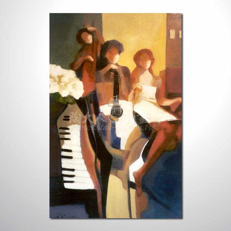 精彩人物參考圖73 純手繪 ☆希望在我們的油畫村裡能讓您陶然自得!