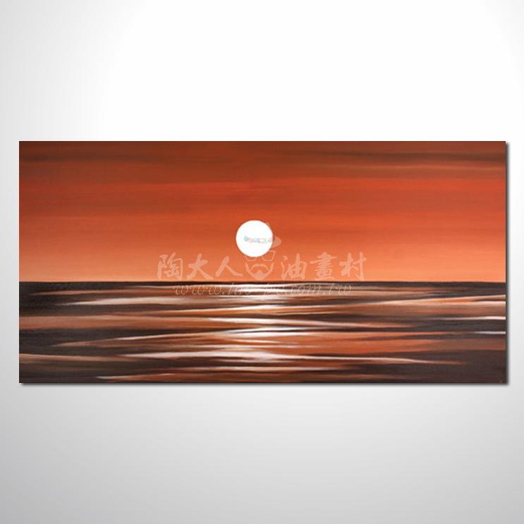 精彩海景參考圖02 純手繪 ☆畫一張有情趣、有人生色彩的故事畫!
