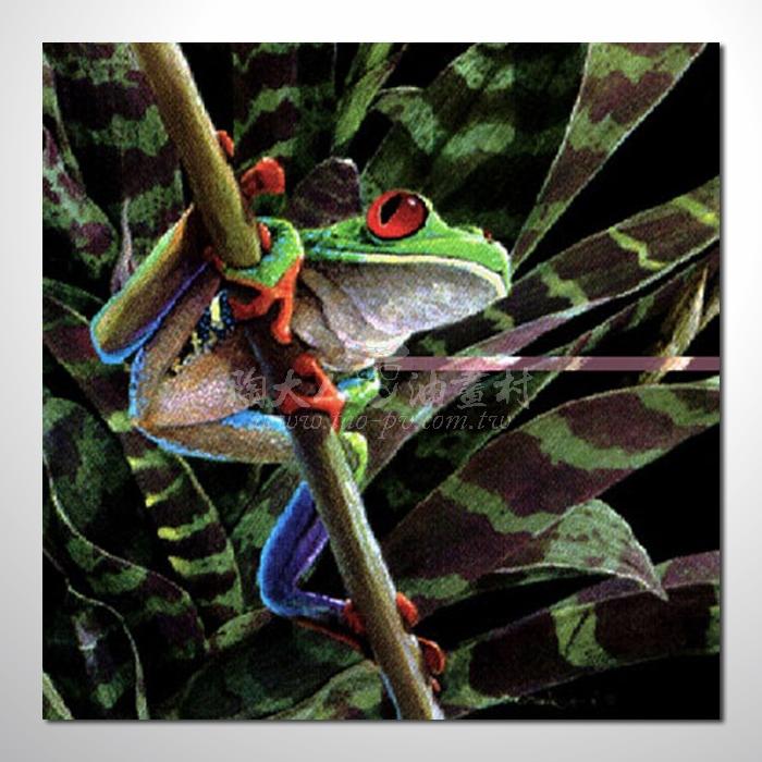 精緻動物 青蛙參考圖117 ☆名家推薦、提供客製化臨摹、風水開運招財等創作純手繪 , 適居家百業 , 物美價廉 , 可量身訂做 , 畫一張有人生意義的故事畫!