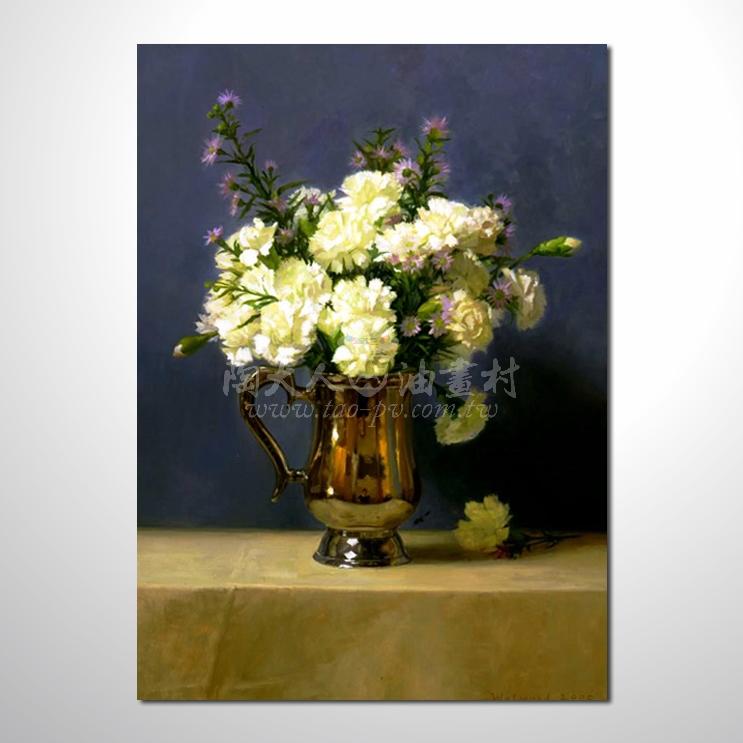 歐洲寫實花卉參考圖 24 ☆本村提供客製化臨摹、招財畫創作純手繪圖畫 , 歡迎選購!
