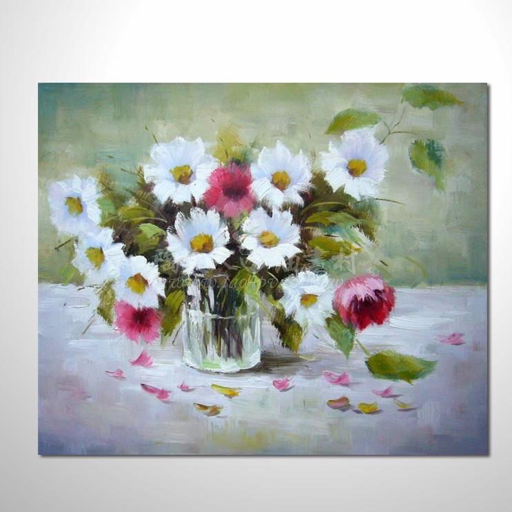 歐洲印象花卉參考圖 11 純手繪 ☆您只要提供相片、字畫、圖像…就能讓您進入留下人生青春、意境、懷舊、紀念的時光。