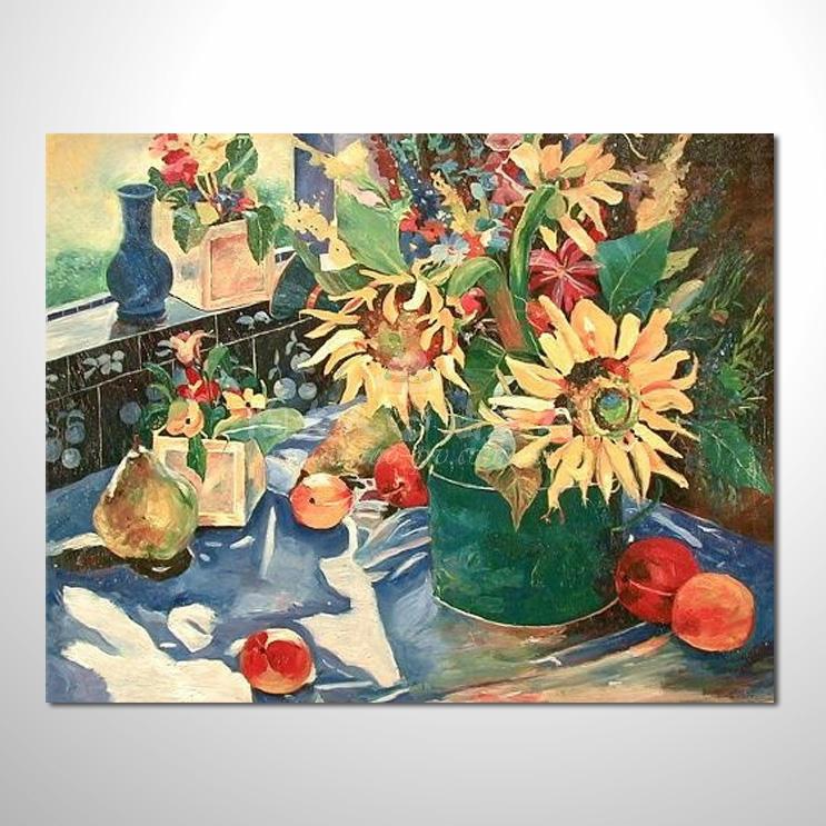 歐洲印象花卉參考圖 18 ☆本村的臨摹畫作皆一筆一劃辛苦純手繪而成 , 非複印品。