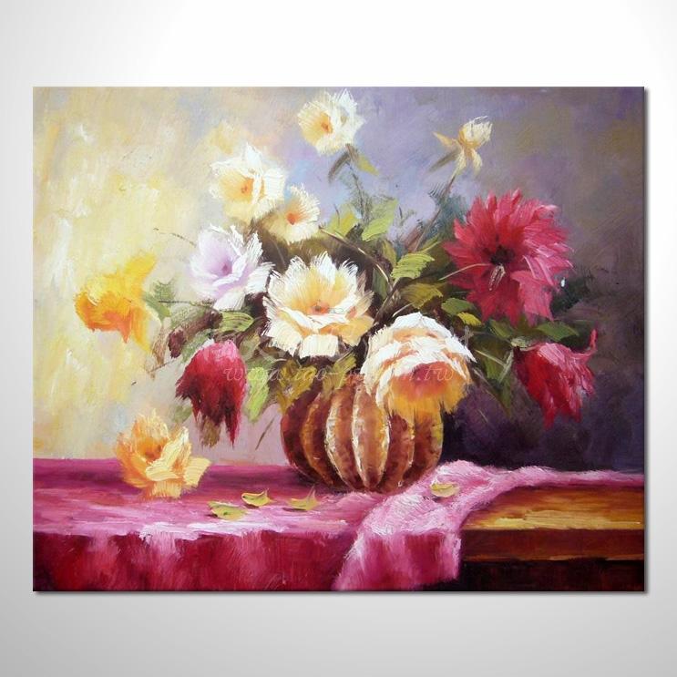 歐洲印象花卉參考圖 21 ☆本村的臨摹畫作皆一筆一劃辛苦純手繪而成 , 非複印品。