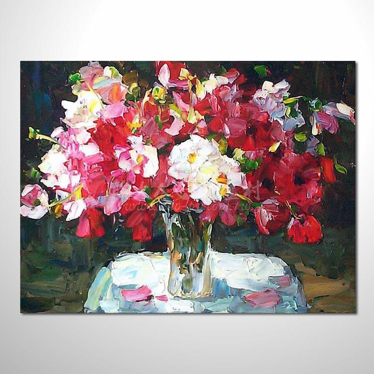 歐洲印象花卉參考圖 25 純手繪☆只要提供相片、圖像…就能讓您留下美好的記憶。