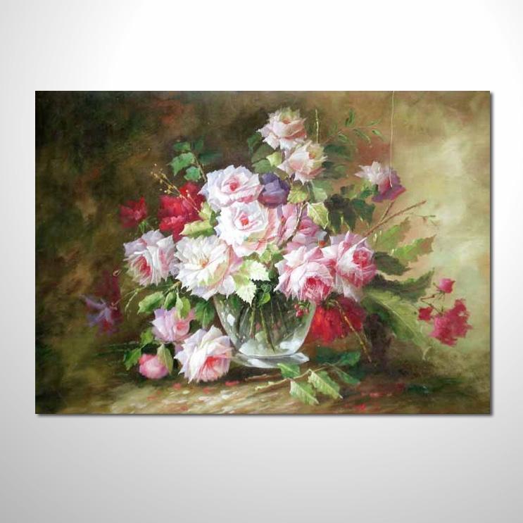 歐洲印象花卉參考圖 36 純手繪 ☆畫作琳琅滿目 , 陸續上架中 , 竭誠歡迎您點閱鑑賞。