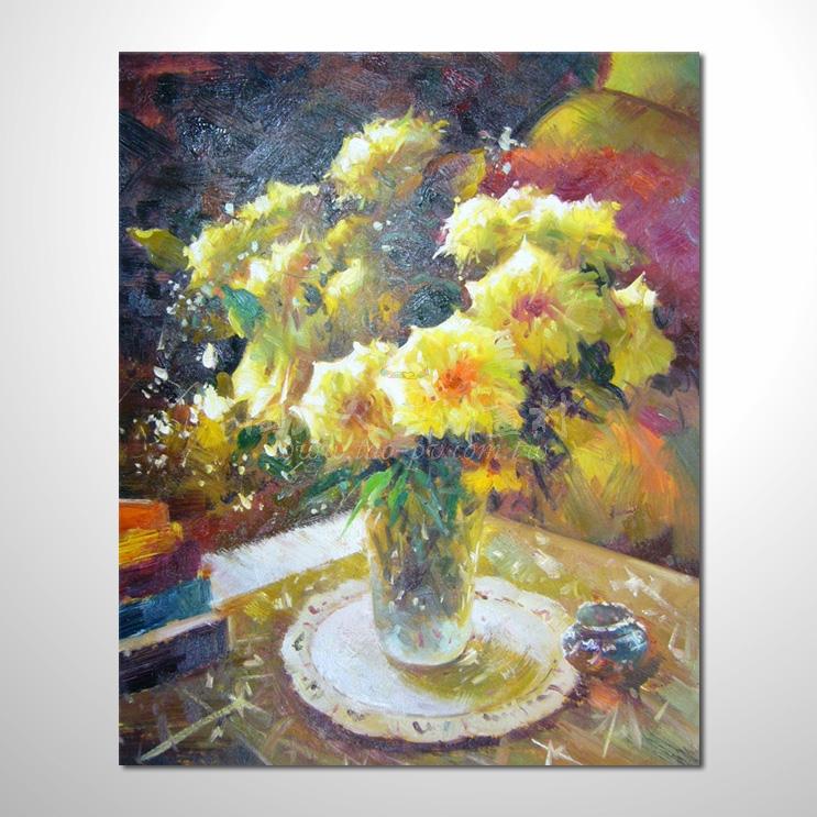 歐洲印象花卉參考圖 51 純手繪 ☆本村提供客製化臨摹畫創作純手繪圖畫 , 歡迎訂購!