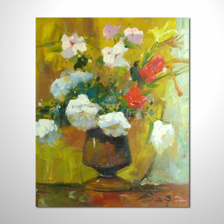 歐洲印象花卉參考圖 52 純手繪☆只要提供相片、圖像…就能讓您留下美好的記憶。