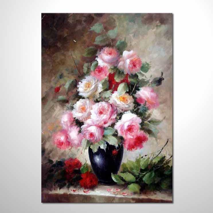 歐洲印象花卉參考圖 65 純手繪 ☆畫作琳琅滿目 , 陸續上架中 , 竭誠歡迎您點閱鑑賞。