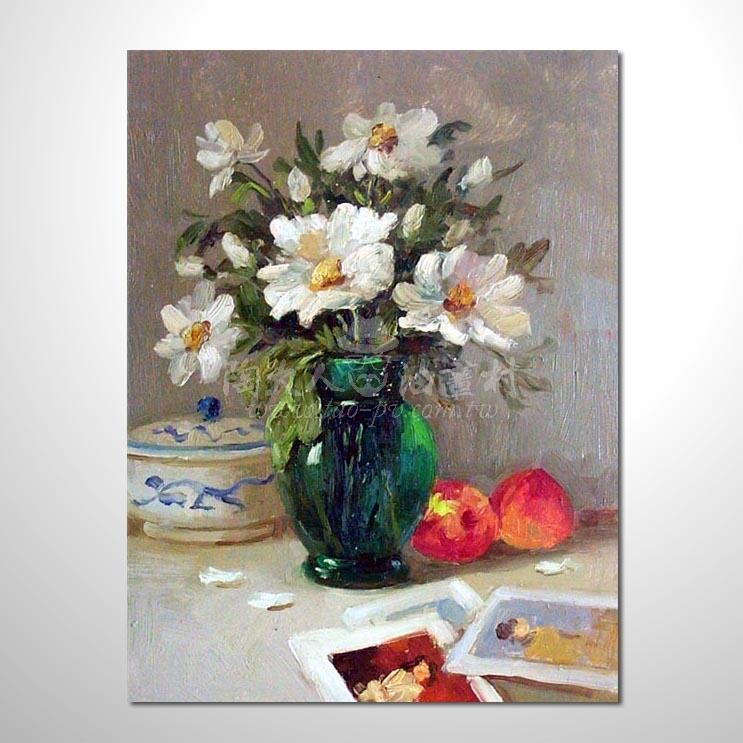 歐洲印象花卉參考圖 66 ☆本村的臨摹畫作皆一筆一劃辛苦純手繪而成 , 非複印品。