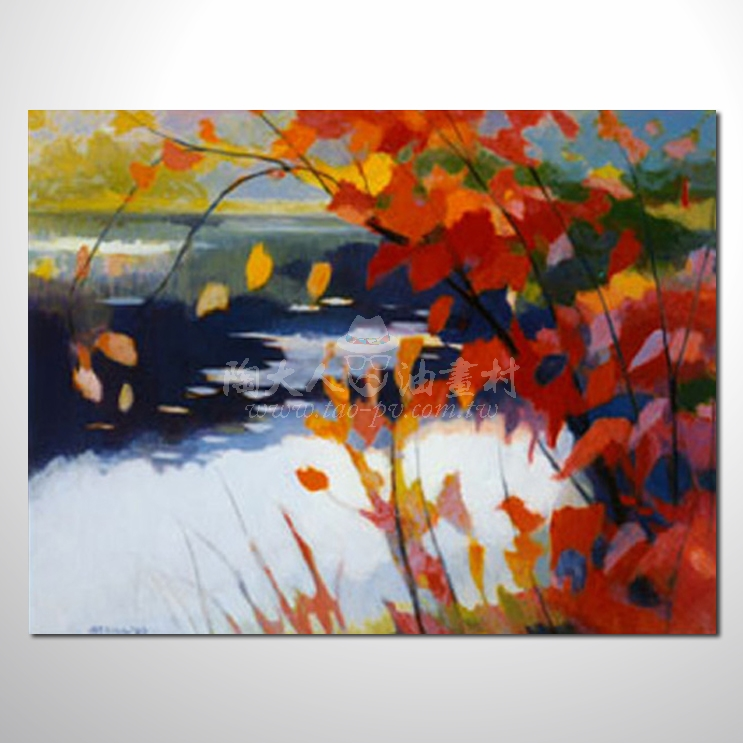 精彩風景參考圖24 純手繪 ☆畫一張有情趣、有人生色彩的故事畫!