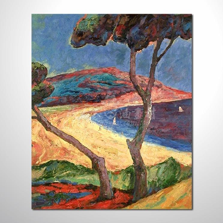 精彩風景參考圖37 純手繪 ☆畫一張有情趣、有人生色彩的故事畫!