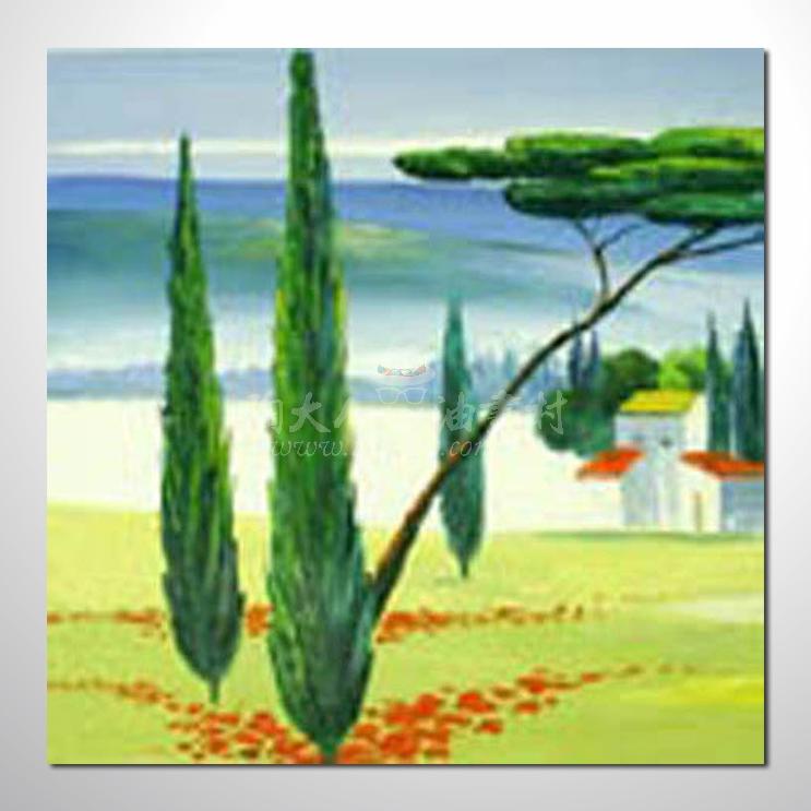 精彩風景參考圖57 ☆本村提供客製化臨摹、風水開運招財等創作純手繪圖畫 , 歡迎選購!