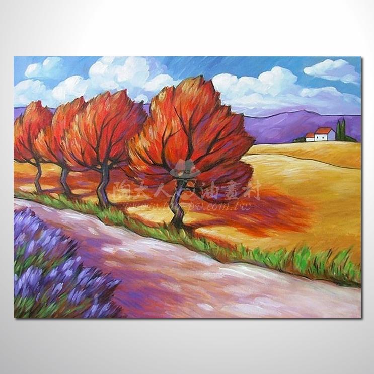 精彩風景參考圖60 純手繪 ☆畫一張有情趣、有人生色彩的故事畫!