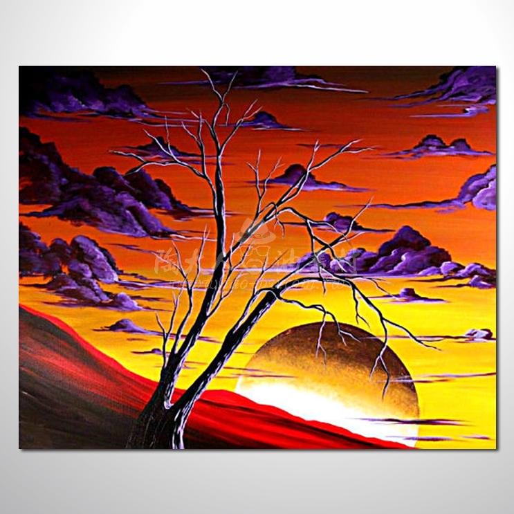 精彩風景參考圖65 純手繪 ☆畫一張有情趣、有人生色彩的故事畫!