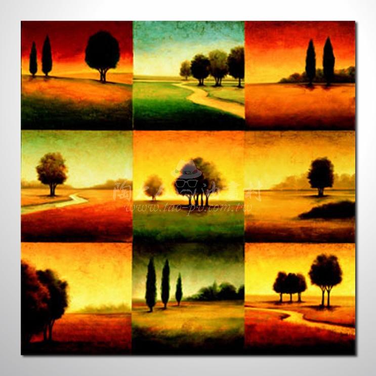 精彩風景參考圖69 純手繪 ☆畫一張有情趣、有人生色彩的故事畫!
